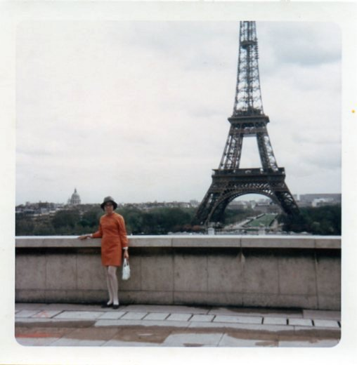 mom in paris